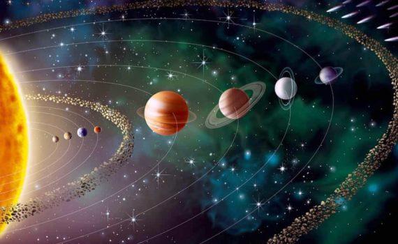 Будущее вселенной 6