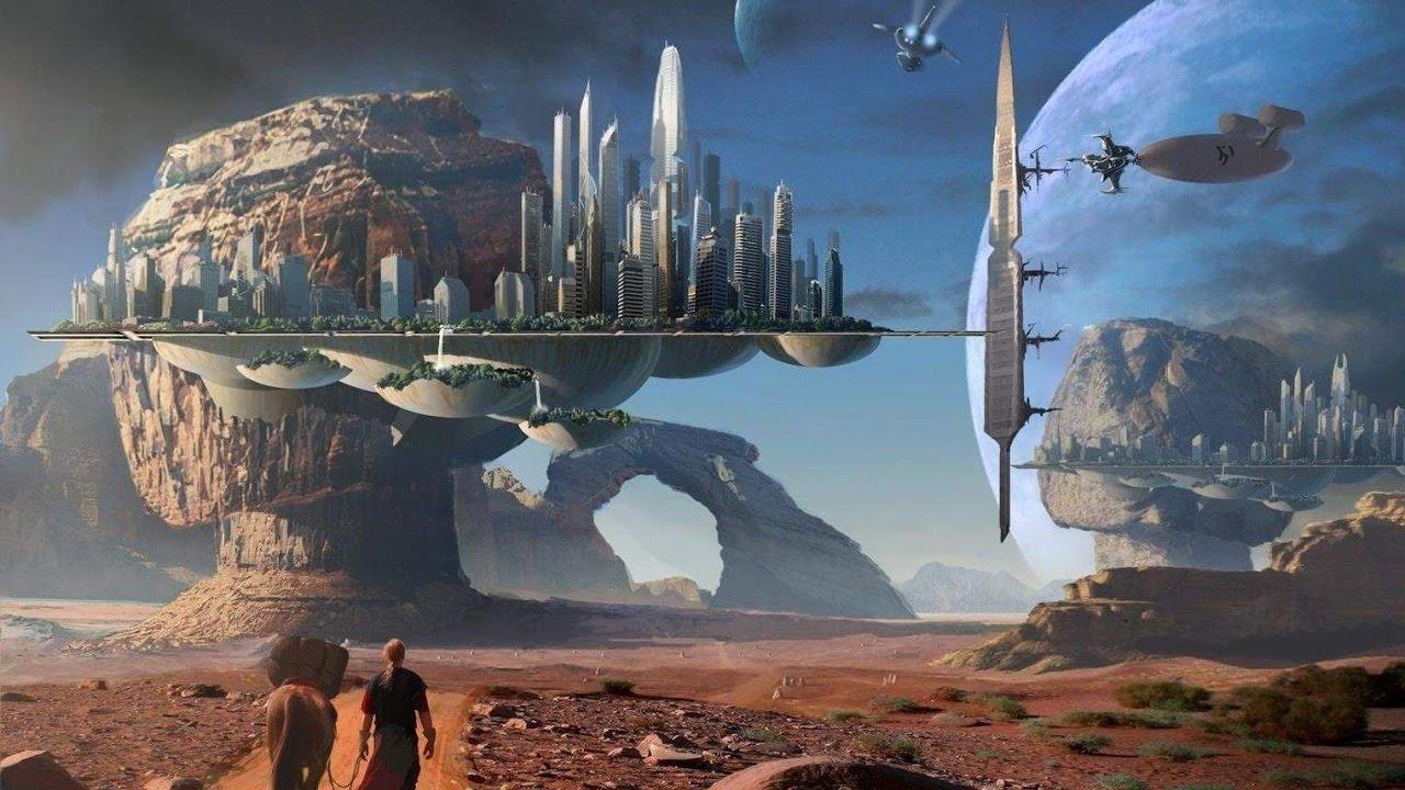Фантастика оживает.  Elysium City - умный город нового поколения. 1