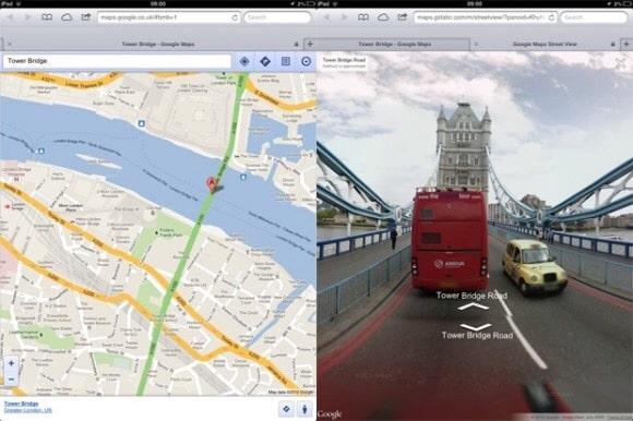 10 фишек Google Maps 5