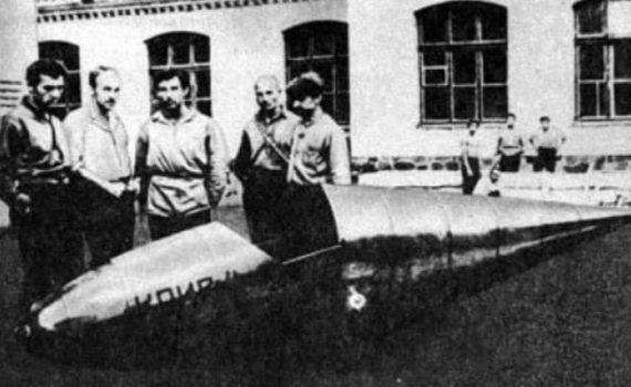 Киевские политехники – пионеры авиации 1