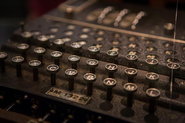 История загадочной и легендарной шифровальной Enigma 2