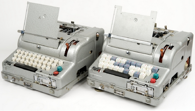 История загадочной и легендарной шифровальной Enigma 22