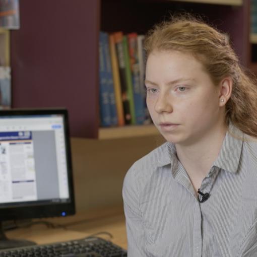 17-летняя изобретательница родом из Украины создала робота размером  с ДНК 22