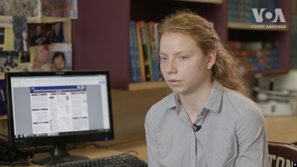 17-летняя изобретательница родом из Украины создала робота размером  с ДНК 1
