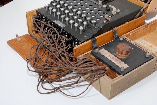 История загадочной и легендарной шифровальной Enigma 16
