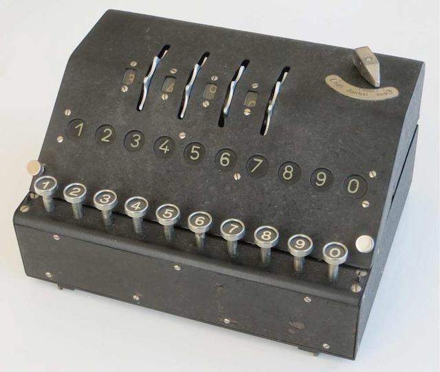 История загадочной и легендарной шифровальной Enigma 17