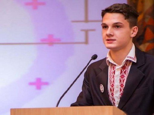 Украинского школьника в США признали гением... а на Родине? 19