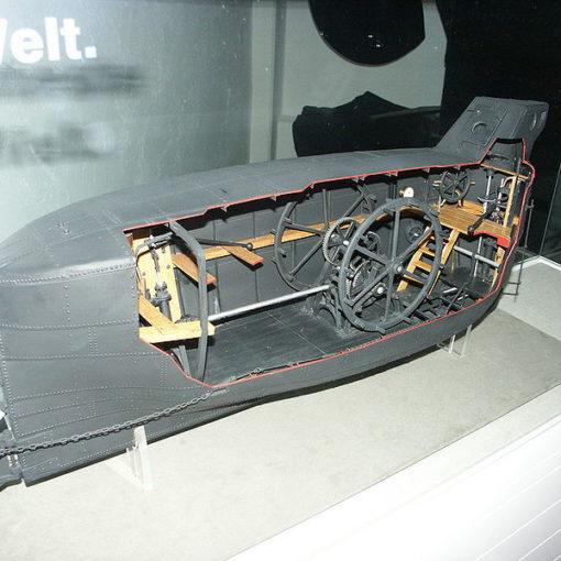 История создания подводной лодки 23