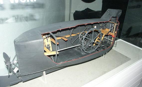 История создания подводной лодки 1