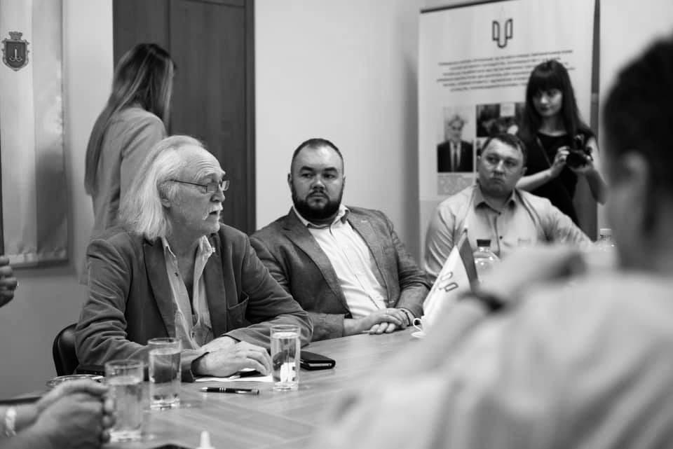 Возрождение науки в Одесском регионе. 11