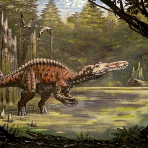 Если бы динозавры не вымерли... 24
