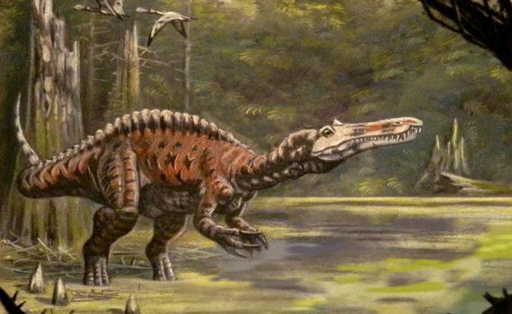 Если бы динозавры не вымерли... 11