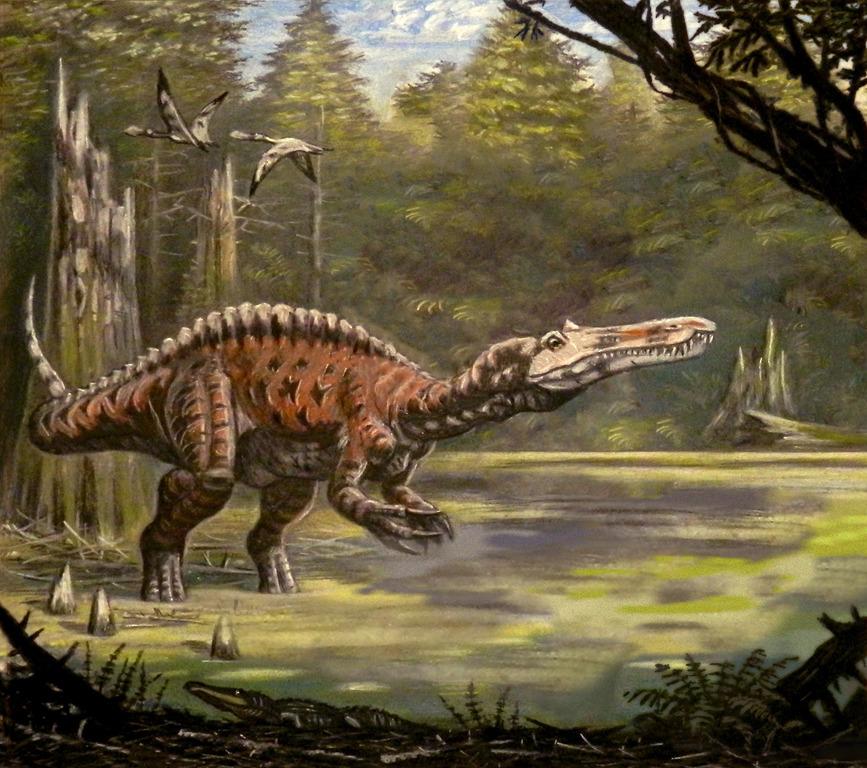 Если бы динозавры не вымерли... 1