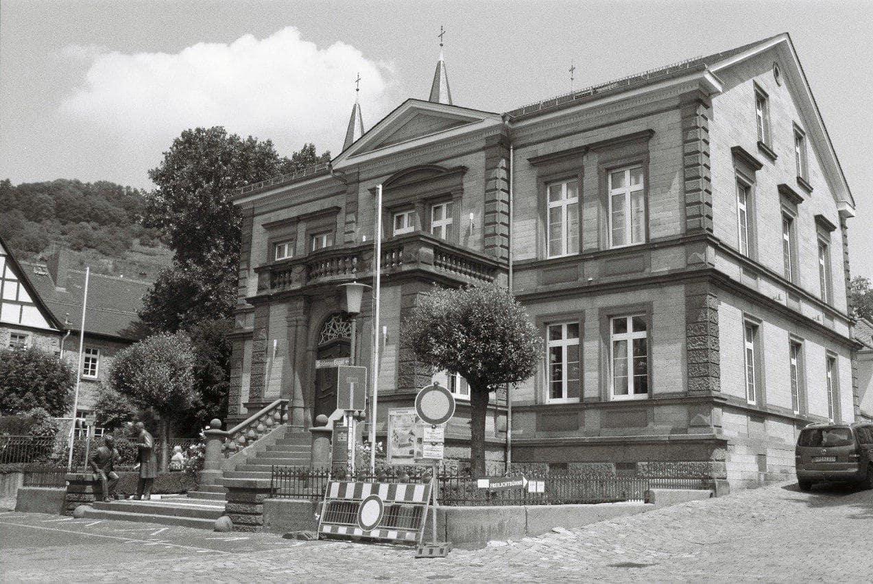 История денег. Музей денег в городе Хеппенхайм 2