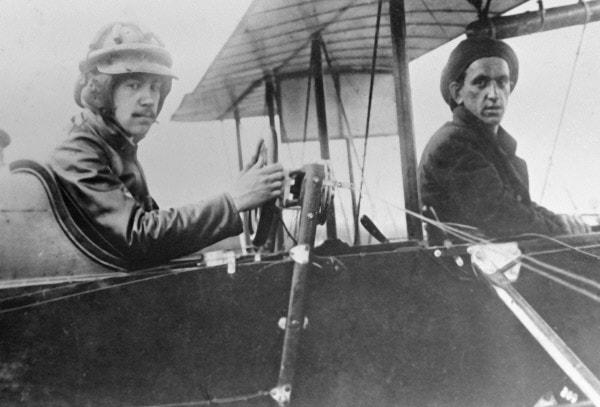 Дань памяти. И. Сикорский. Американский авиаконструктор украинского происхождения 13