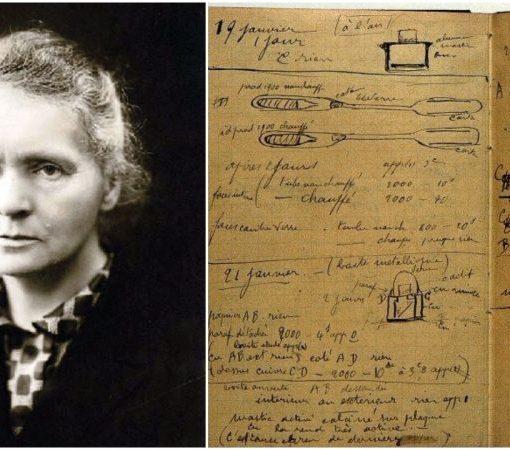 Исследовательские работы Марии Кюри остаются радиоактивными 100 с лишним лет спустя 40