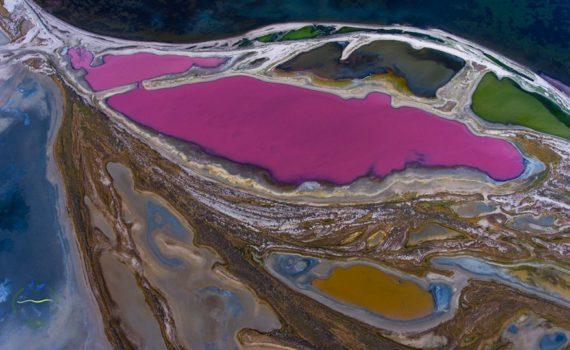 ЭТО УКРАИНА! В национальном парке под Одессой ученые открыли четыре новых водоема 2