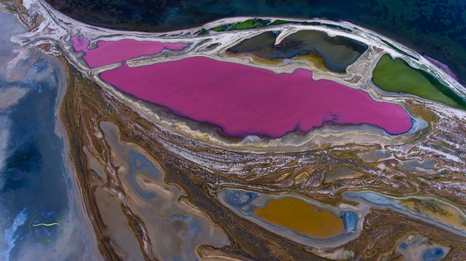 ЭТО УКРАИНА! В национальном парке под Одессой ученые открыли четыре новых водоема 1