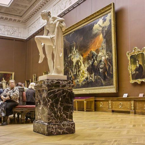 40 известнейших музеев мира, которые вы можете посетить прямо из дома 30