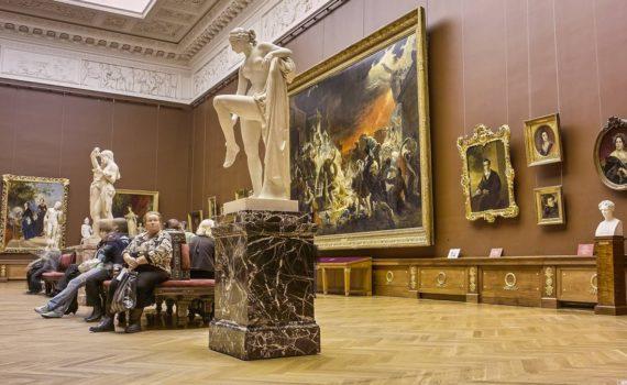 40 известнейших музеев мира, которые вы можете посетить прямо из дома 4