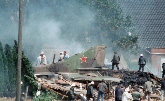 """""""Всадник без головы"""": приключения советского МиГ-23 в 1989 году 11"""