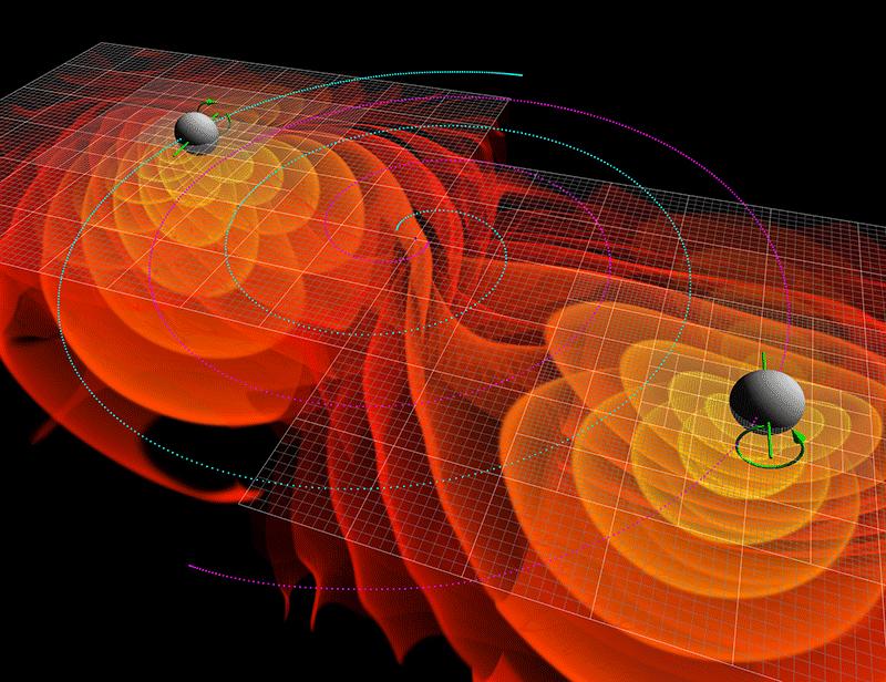 Гравитационные волны. Почему их обнаружение  имело такой резонанс? 10