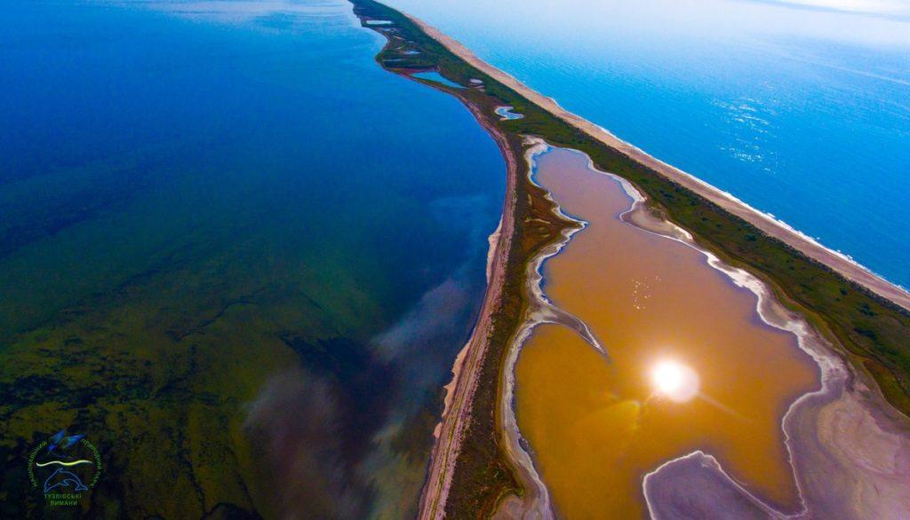 ЭТО УКРАИНА! В национальном парке под Одессой ученые открыли четыре новых водоема 3