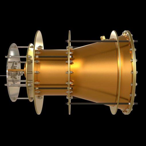 """Ученые из Германии снова проверят """"невозможный"""" космический двигатель. 14"""