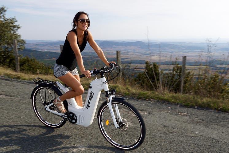 Водородный велосипед? Французы его оказывается создали 3