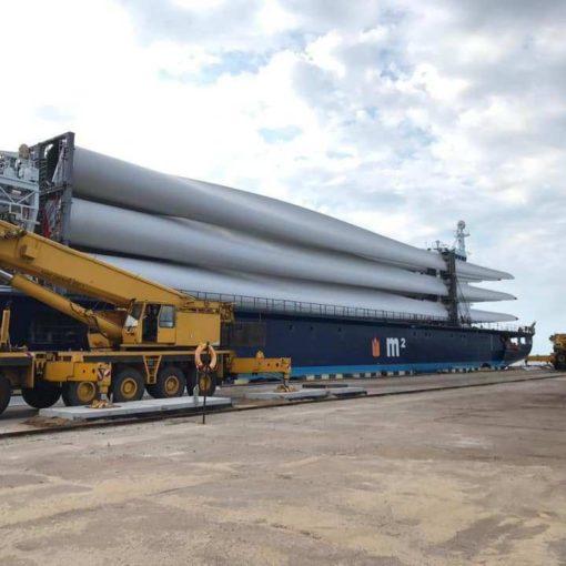 На Херсонщине началось строительство одной из самой мощной ВЭС в Украине 7