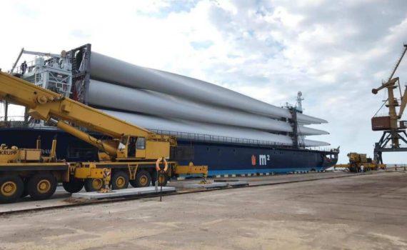На Херсонщине началось строительство одной из самой мощной ВЭС в Украине 13