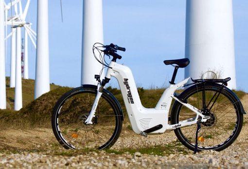 Водородный велосипед? Французы его оказывается создали 8