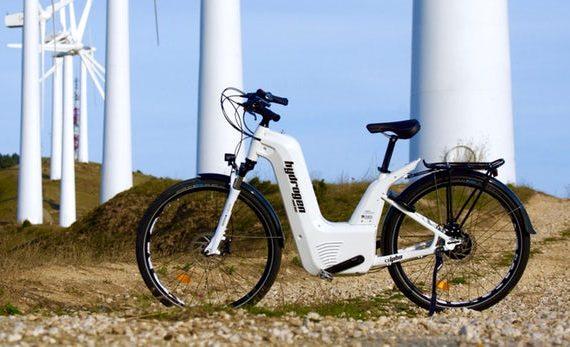 Водородный велосипед? Французы его оказывается создали 11