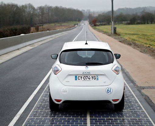 Первая в мире автодорога с покрытием из фотоэлементов признана «абсолютным провалом» 4