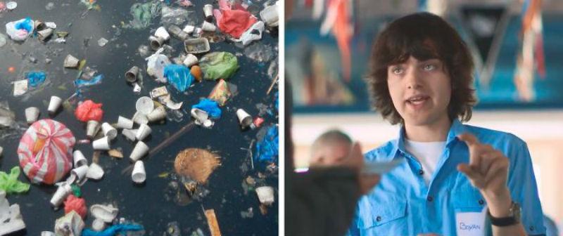 В США запустили Ocean Cleanup — систему очистки океана от пластика 4