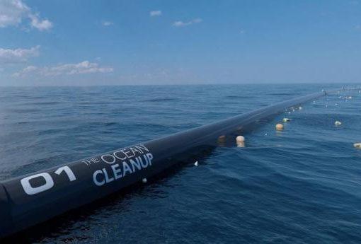 В США запустили Ocean Cleanup — систему очистки океана от пластика 7