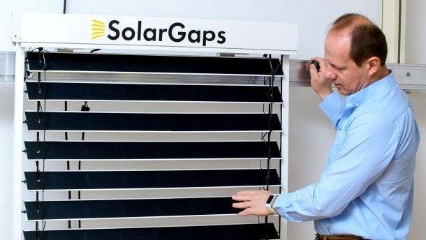 Украинский стартап SolarGaps получил 1 млн евро в рамках программы Horizon 2020 1