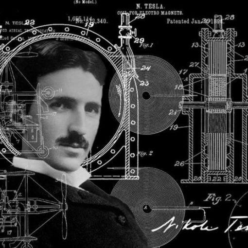Что раньше: энергия или материя? Интервью с Николо Тесла 11