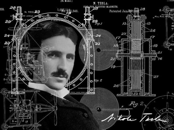 Что раньше: энергия или материя? Интервью с Николо Тесла 1