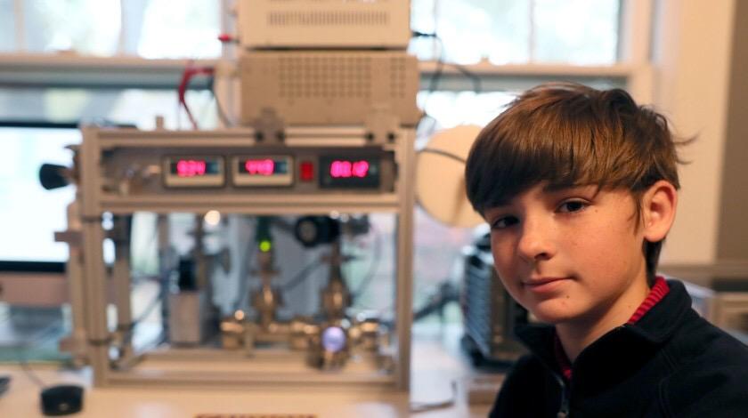 13-летний подросток в своей комнате самостоятельно собрал термоядерный реактор 1
