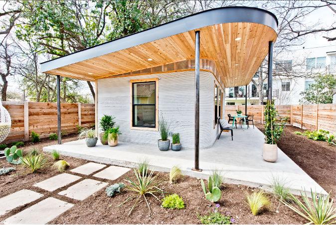 Технология 3D-печати жилых домов за 24 часа становится реальностью 3