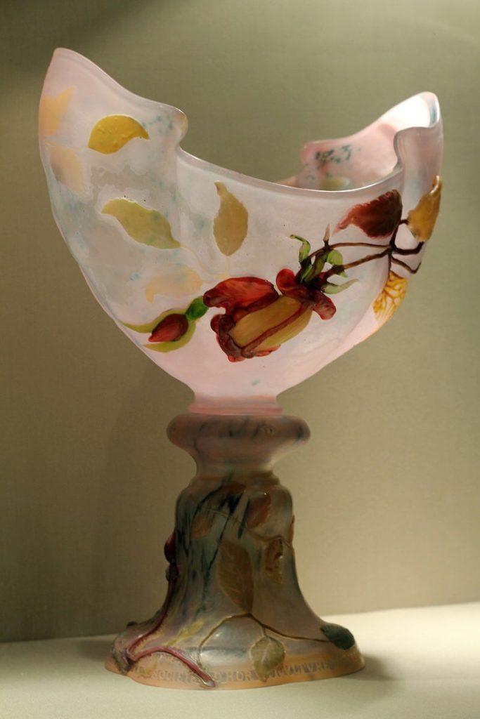 Эмиль Галле и природа, заточённая в стекло 3