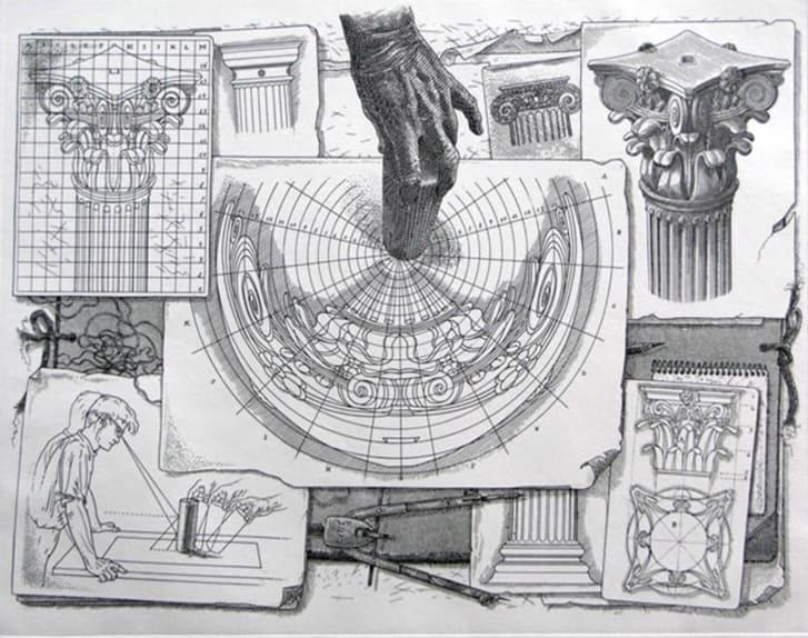 Возможности цилиндрического зеркала 2