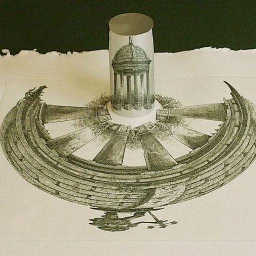 Возможности цилиндрического зеркала 13