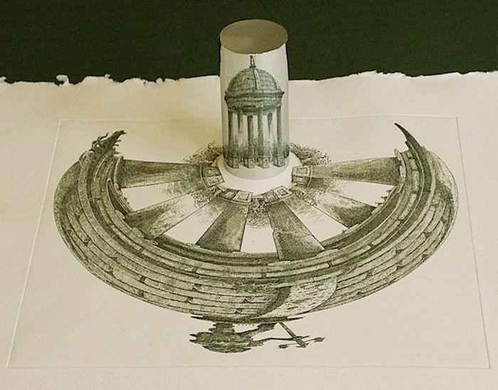 Возможности цилиндрического зеркала 1