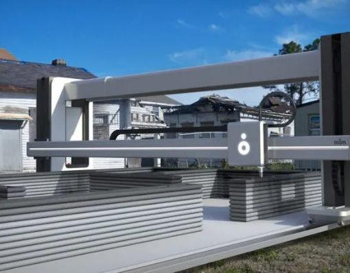Технология 3D-печати жилых домов за 24 часа становится реальностью 8