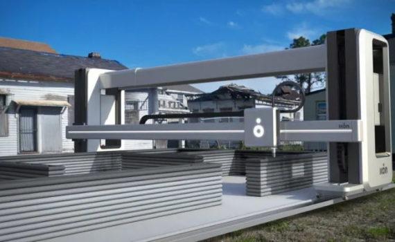 Технология 3D-печати жилых домов за 24 часа становится реальностью 10