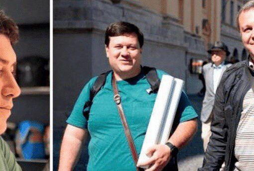 Украинские ученые штурмуют Флоренцию 7