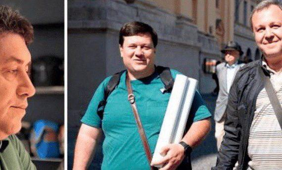 Украинские ученые штурмуют Флоренцию 5