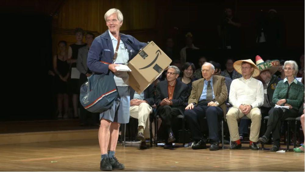 Шнобелевская премия 2019 7